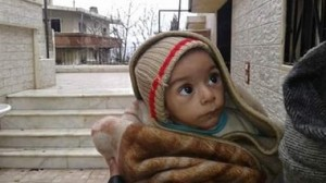 Άνθρωποι λιμοκτονούν κσι είναι όμηροι, θύματα βασανισμών και φυλακίσεων εδώ και πέντε χρόνια στη Συρία.