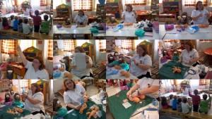 επίσκεψη νοσηλεύτριας