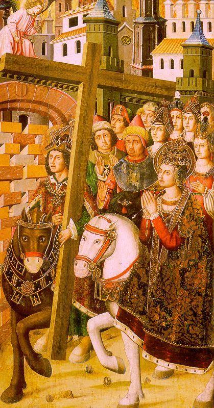 Bernat,_Martin_Saint_Helena_&_Heraclius_taking_the_Holy_Cross_to_Jerusalem