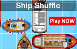 SHUFFLE SHIP GAME