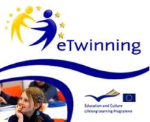 Το eTwinning είναι η κοινότητα των σχολείων της Ευρώπης. Κάντε κλικ στην εικόνα για περισσότερα.
