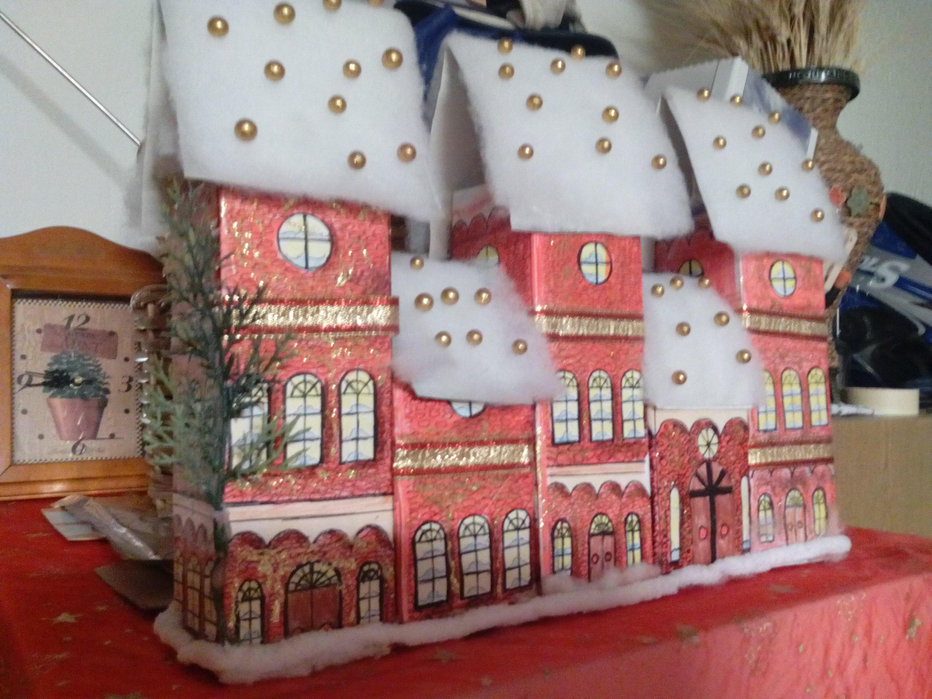 ea8369b13c19 Ευνίκη Τοκατλή » χριστουγεννιάτικες κατασκευές