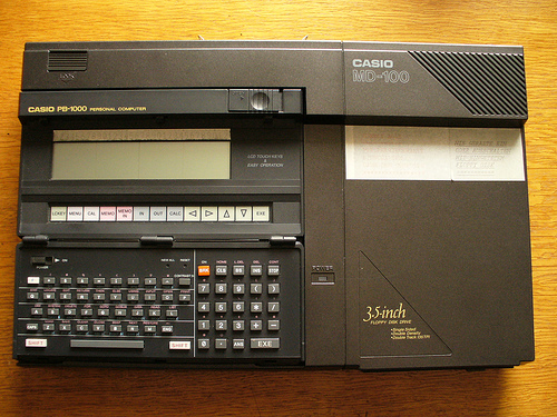 casio pb-1000 with drive
