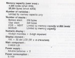 pb-1000 technical specs