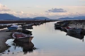 λιμνοθάλασσα Λογαρού- Μύτικας Άρτας