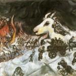 Πόλεμος - Marc Chagall, 1966