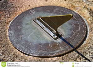 Ηλιακό ρολόι