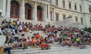 Kids Athletics  6 Iουνίου  Πλατεία Μιαούλη