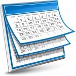 Ημερολόγιο Σχολικού έτους 2019-20