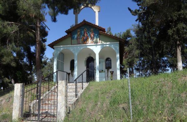 Το εκκλησάκι της Αγίας Παρασκευής