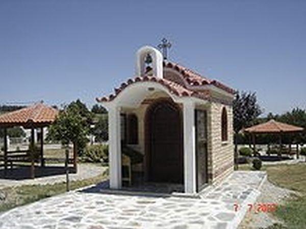 Ο Ναός του Αγίου Τρύφωνα