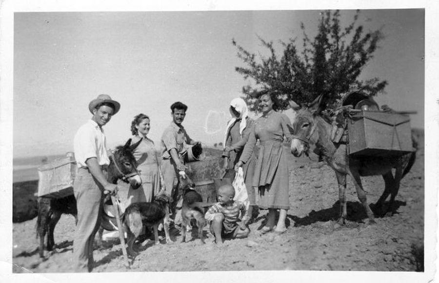 Η αγροτική ζωή το '50