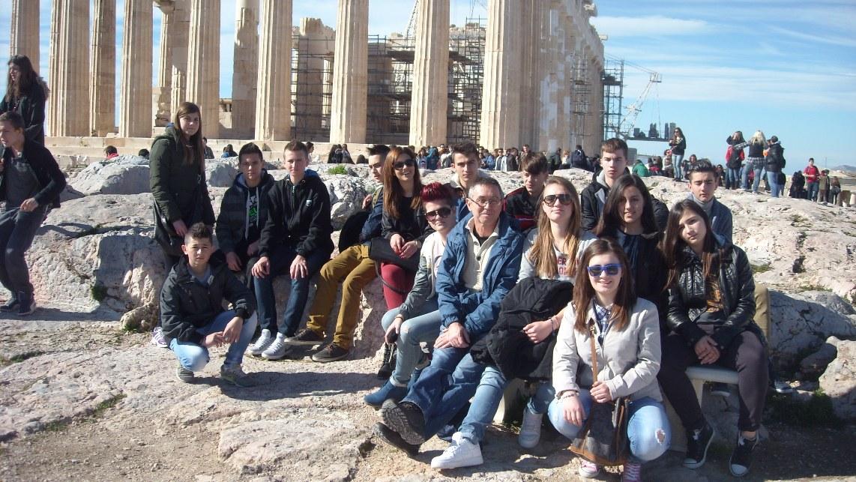Εκδρομή στην Αθήνα