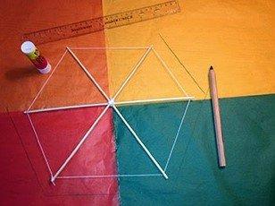 Φτιάξε έναν χαρταετό με απλά υλικά!