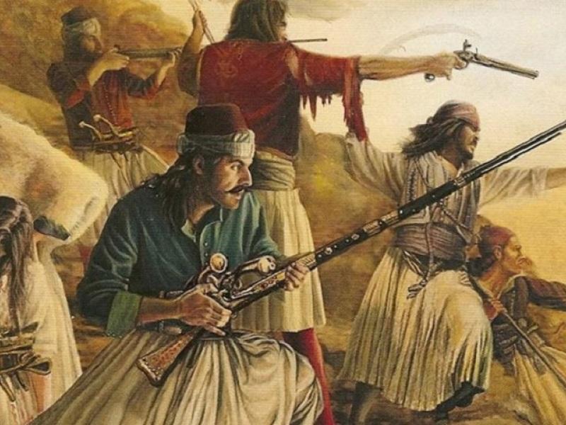Αγωνιστές 1821:Ενδυμασία και Οπλισμός