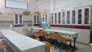 Το εργαστήριο Φυσικής