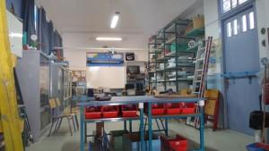 Το εργαστήριο της Τεχνολογίας