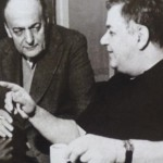 Νίκος Γκάτσος-Μάνος Χατζιδάκις