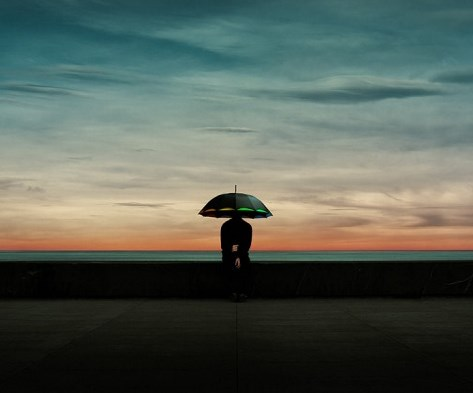 alone-staring