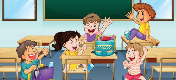 Οι 4 τύποι μαθητών: Σε ποιον ανήκει το παιδί σου; στις ΓΥΜΝΑΣΙΟ ΒΟΥΛΙΑΓΜΕΝΗΣ (Δ.Δ.Ε. ΑΝ.ΑΤΤ.)