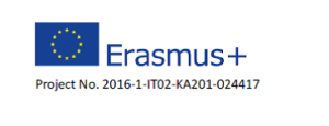ERASMUS+PROJECT NUMBER