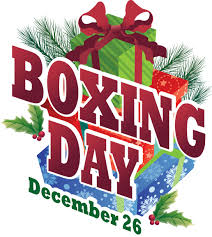 BOXING DAY 1