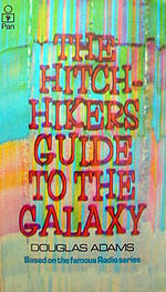 ημέρες διαστήματος, The Hitchhiker's Guide to the Galaxy