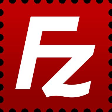 Λογότυπο FileZilla