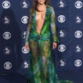 Jennifer Lopez's Green Dress