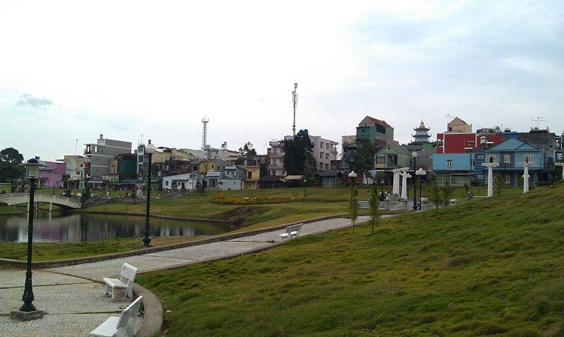 Πάρκο-Λίμνη του Bao Loc