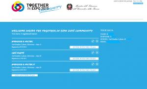 3 Ομάδες για το Together In EXPO 2015