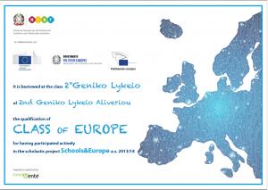 Schools&Europe
