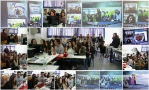 2η Τηλεδιάσκεψη με το Πολωνικό σχολείο