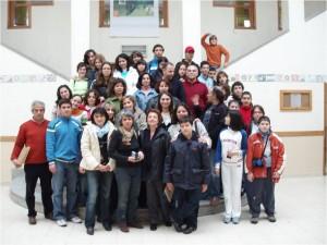 Στο σχολείο της Santa Maria Da Feira, Πορτογαλία 2006