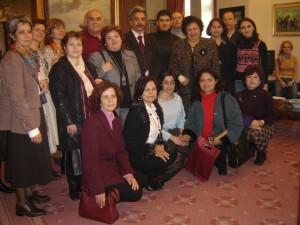 Στο Δημαρχείο Χαλκίδας 2005