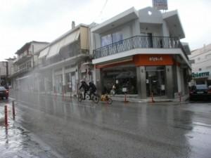Ποδήλατο ακόμα και με βροχή