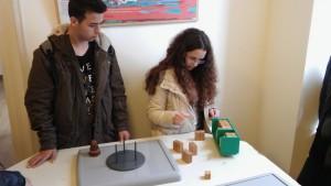 Β Τάξη στην Εστία Γνώσης και Πολιτισμού στη Χαλκίδα