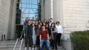 Β Τάξη στο Μουσείο Φυσικής Ιστορίας Γουλανδρή