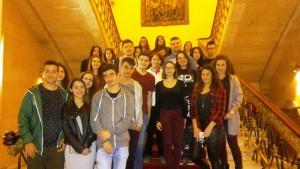 Β Τάξη στη Βουλή των Ελλήνων
