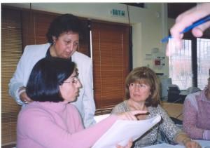 Συνάντηση εργασίας στο Αλιβέρι, Ελλάδα 2005