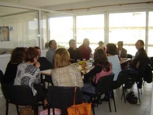 Συνάντηση εργασίας στο ΚΕΣΥΠ στη Χαλκίδα 2005