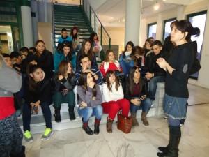 Στο Μακεδονικό Κέντρο Σύγχρονης Τέχνης - Περιοδική έκθεση: 4η Biennale Σύγχρονης Τέχνης «Η μεσογειακή εμπειρία: Η Μεσόγειος ως χωροταξικό παράδειγμα διακίνησης ιδεών και λόγου. Μια εισαγωγή.»
