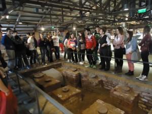 Στο Μουσείο Πλινθοκεραμοποιίας Τσαλαπάτα στο Βόλο