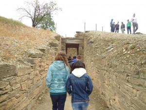 Στο νεολιθικό οικισμό Διμηνίου