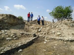 Στο νεολιθικό οικισμό Σέσκλου