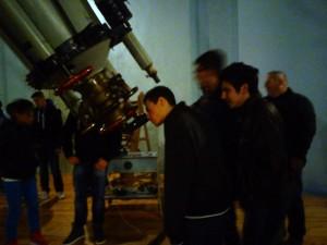 Στο Εθνικό Αστεροσκοπείο