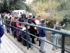 Γ Τάξη πενθήμερη στη Θεσσαλονίκη - Ξενάγηση στη Ρωμαϊκή Αγορά