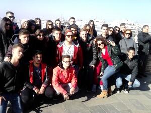 Γ Τάξη πενθήμερη στη Θεσσαλονίκη - στο Λευκό Πύργο
