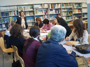 Συνάντηση εργασίας στο Rimini, Ιταλία 2007