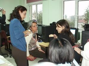 Συνάντηση εργασίας στην Isparta, Τουρκία 2006
